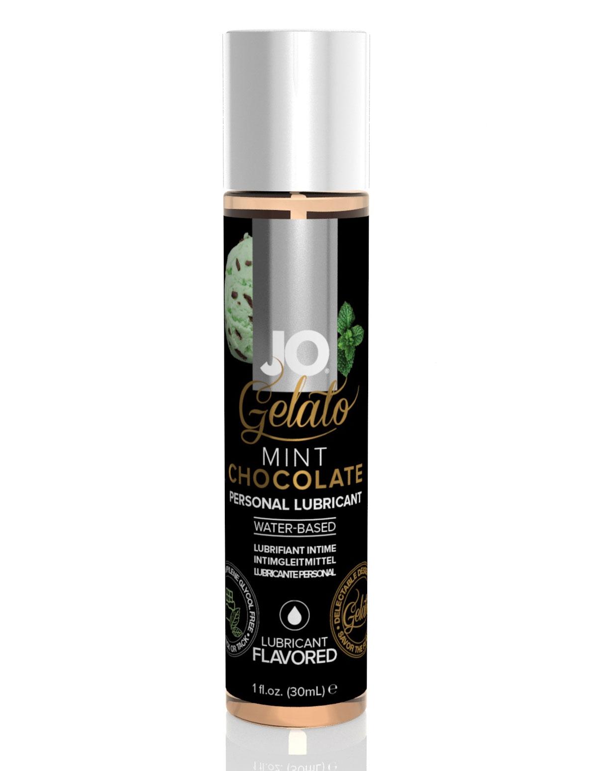 Jo Gelato Mint Chocolate 4 Oz Lube
