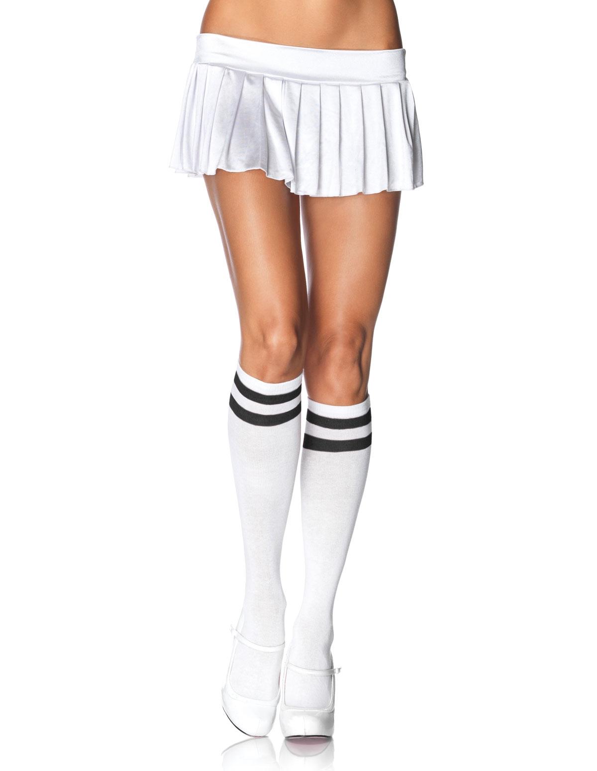 Athletic Knee High Socks