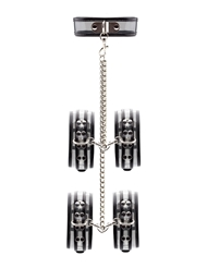 BAD ROMANCE NECK WRIST & LEG RESTRAINTS