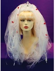 BRIDE TO BE HEART TIARA