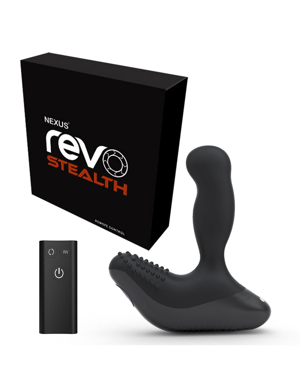 Nexus Revo Stealth Prostate Massager