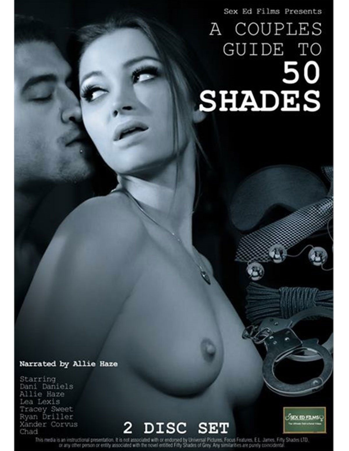 A Couples Guide To 50 Shades Dvd - Pt1