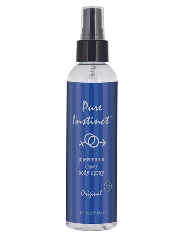 PURE INSTINCT UNISEX PHEROMONE BODY SPRAY
