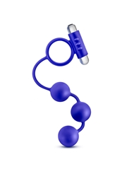 PENETRATOR ANAL BEADS WITH VIBRATING CRING