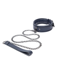 NO BOUNDS SIGNATURE COLLAR & CHAIN LEASH