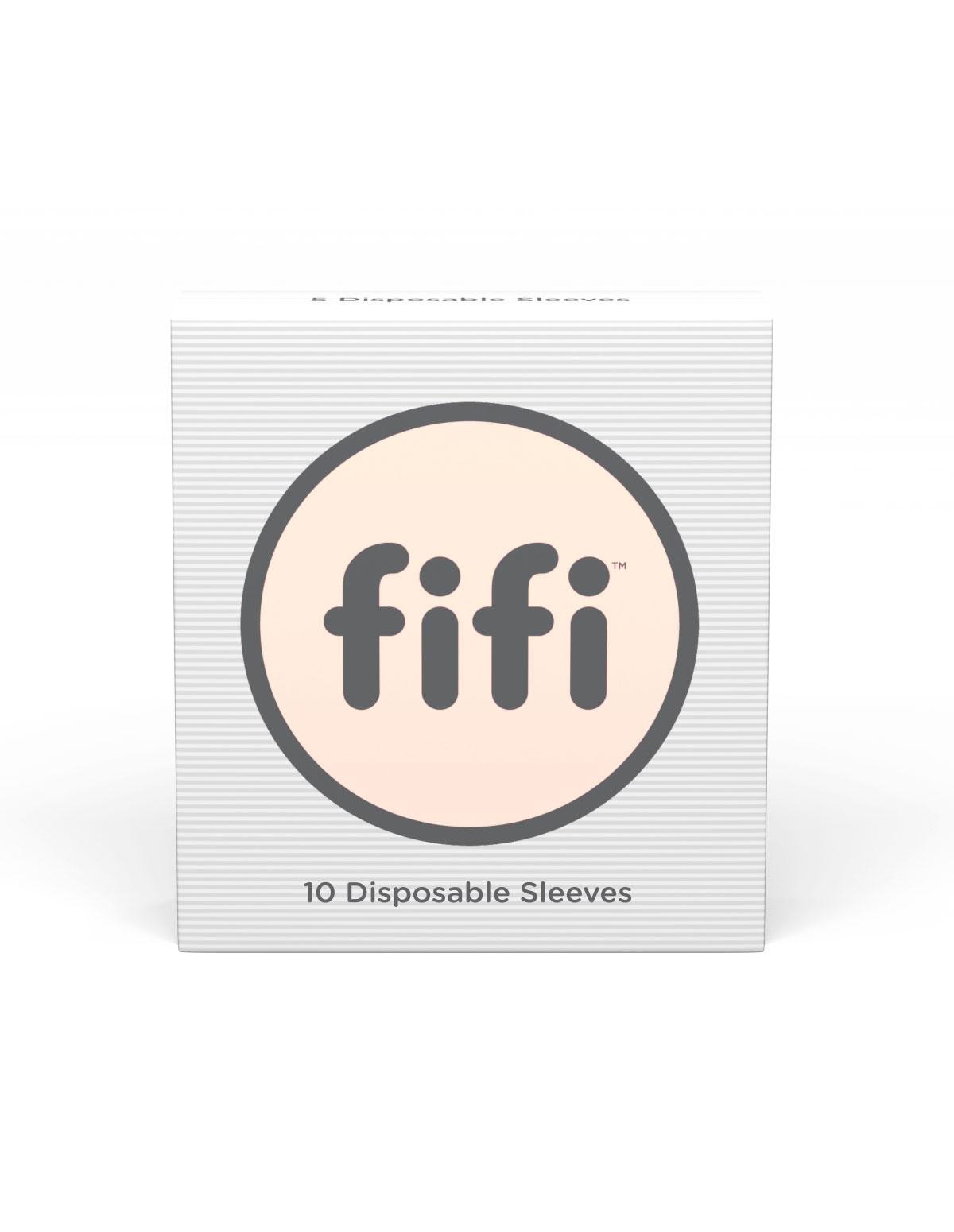 10 Pack Fifi Sleeves
