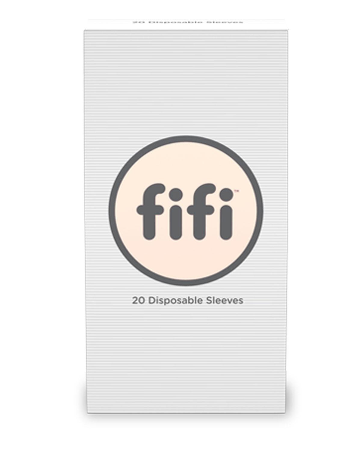 20 Pack Fifi Sleeves