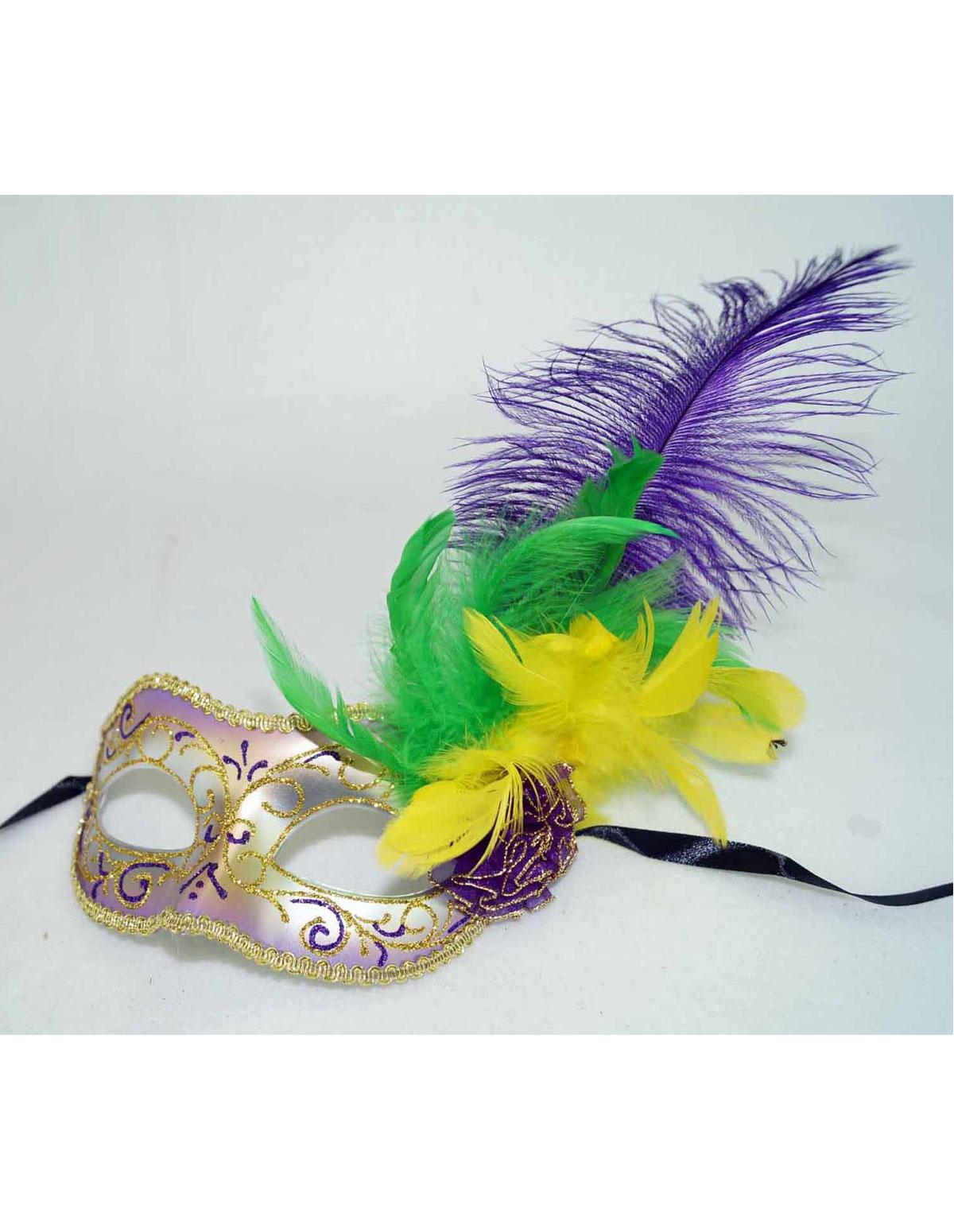 Fantazia Mardi Gras Mask