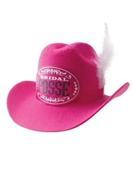 POSSE COWGIRL HAT