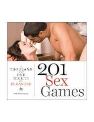 201 SEX GAMES BOOK