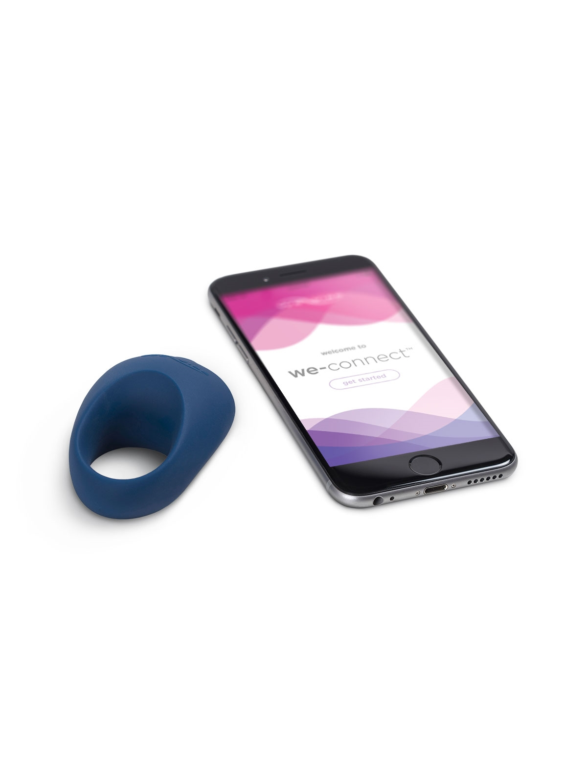 Pivot Rechargeable C-Ring For Couples