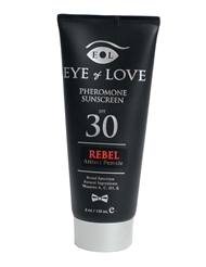 EYE OF LOVE REBEL PHEROMONE SUNSCREEN SPF30