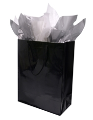 LARGE BLACK GIFT BAG