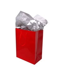 SMALL RED GIFT BAG