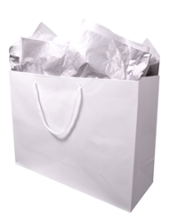 XL WHITE GIFT BAG