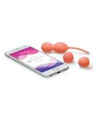 BLOOM VIBRATING KEGEL BALLS BY WE-VIBE
