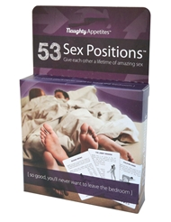 53 SEX POSITIONS GAME