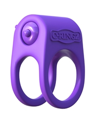 C-RINGZ SILICONE DUO COCK RING