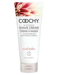 COOCHY SHAVE CREAM- SWEET NECTAR