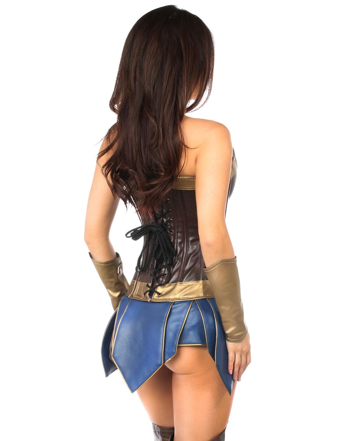 Wonder woman skirt-6271