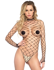 HIGH NECK FENCE NET TEDDY