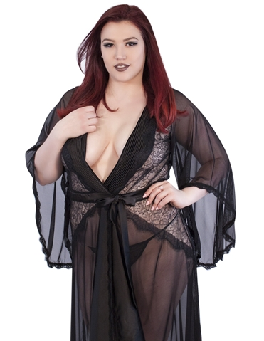 NICOLETTE ROBE - PLUS