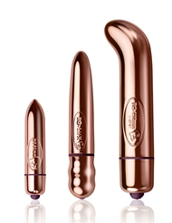 ROSE GOLD VIBRATOR COLLECTION