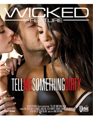 TELL ME SOMETHING DIRTY DVD