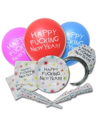 HAPPY F*CKING NEW YEAR PARTY PACK