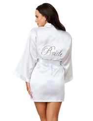 BRIDE CHEMISE AND ROBE
