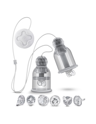 TITILLATOR VIBRATING NIPPLE CUPS