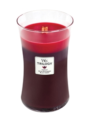 SUN-RIPENED BERRIES WOODWICK CANDLE