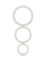 VS4 PURE PREMIUM SILICONE COCK RING SET