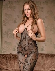CUPLESS BODY STOCKING