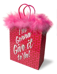 IM GONNA GIVE IT TO YOU GIFT BAG
