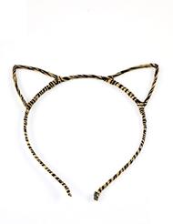 CAT EARS HEADBAND - SHINY