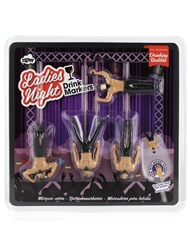 LADIES NIGHT MALE STRIPPER DRINK MARKERS