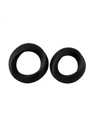 ENDLESS SILICONE COCK RING 2 PACK