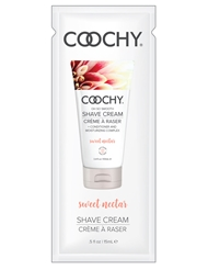 COOCHY CREAM FOIL PACK - SWEET NECTAR