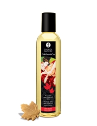 KISSABLE MASSAGE OIL - MAPLE DELIGHT