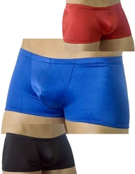 SATIN LOW RISE BOXER
