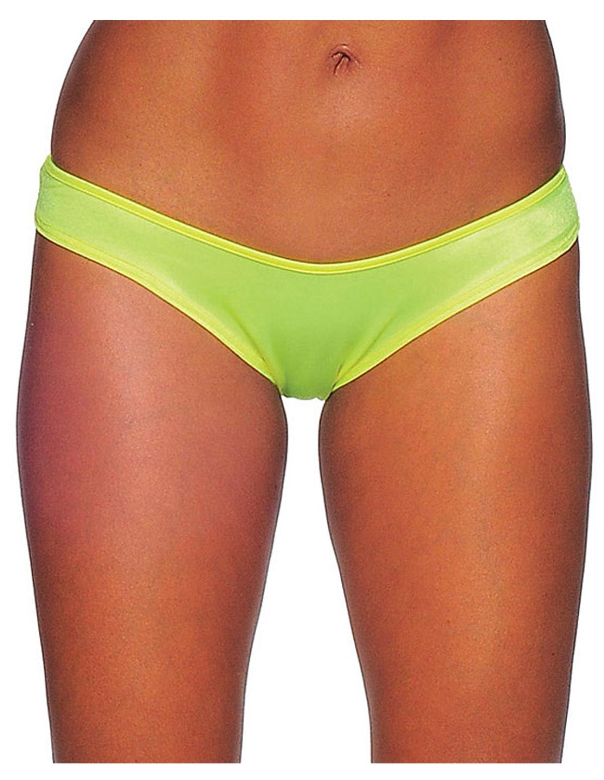 Modern Micro Scrunch Panty