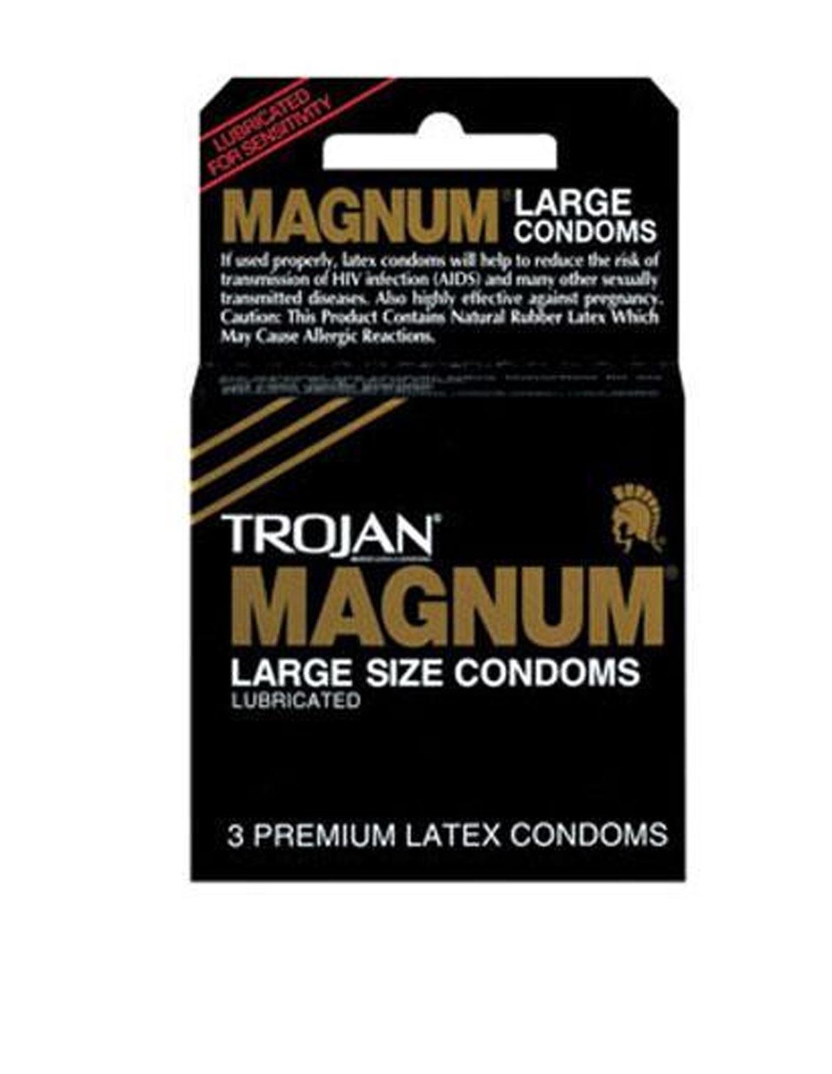 Trojan Magnum 3Pk