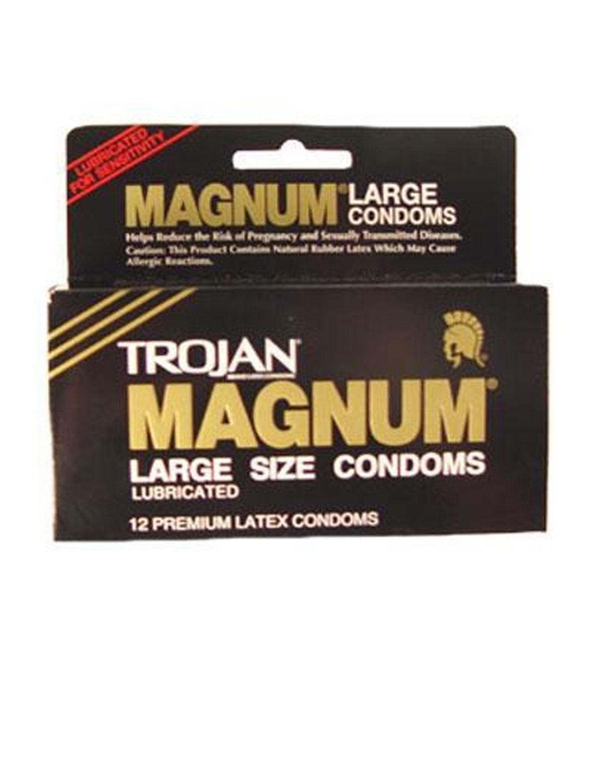 Trojan Magnum 12Pk