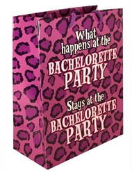 WHAT HAPPENS AT BACHELORETTE GIFT BAG