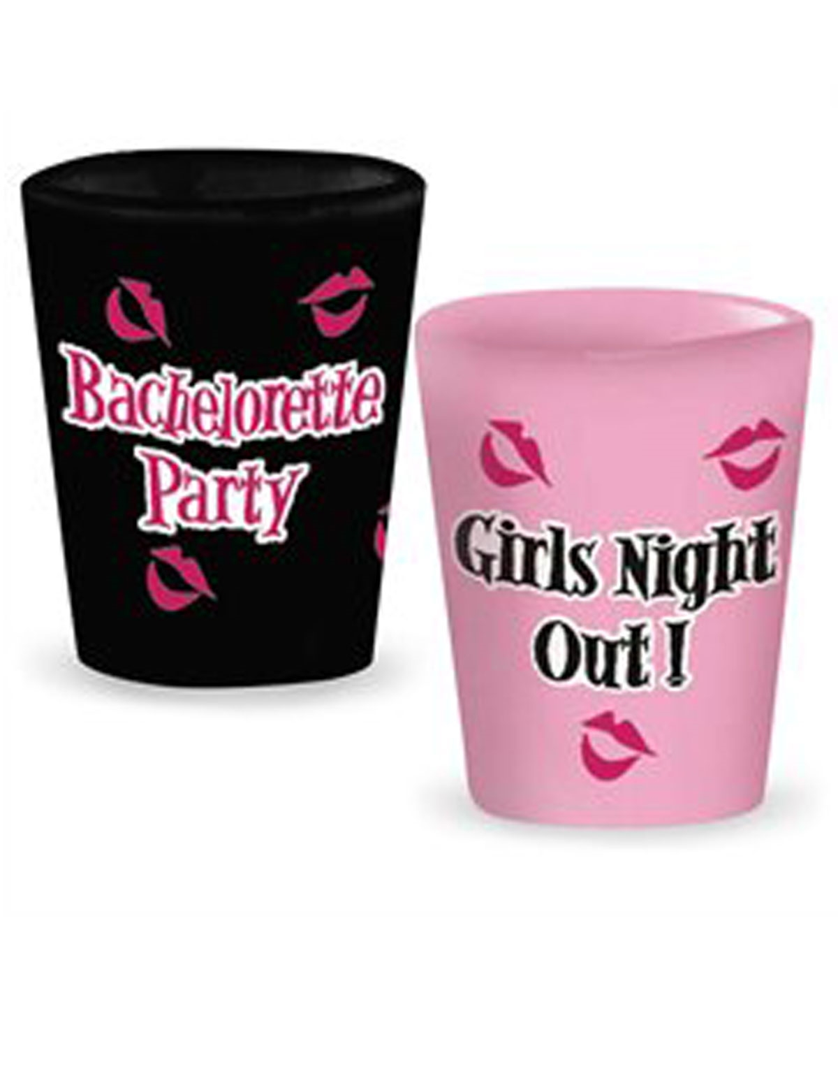 Asst. Bachelorette Shot Glass