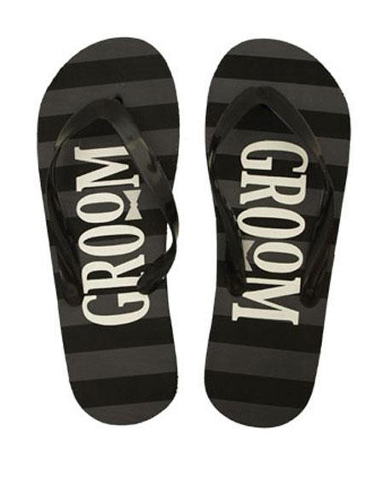 Groom Flip Flop