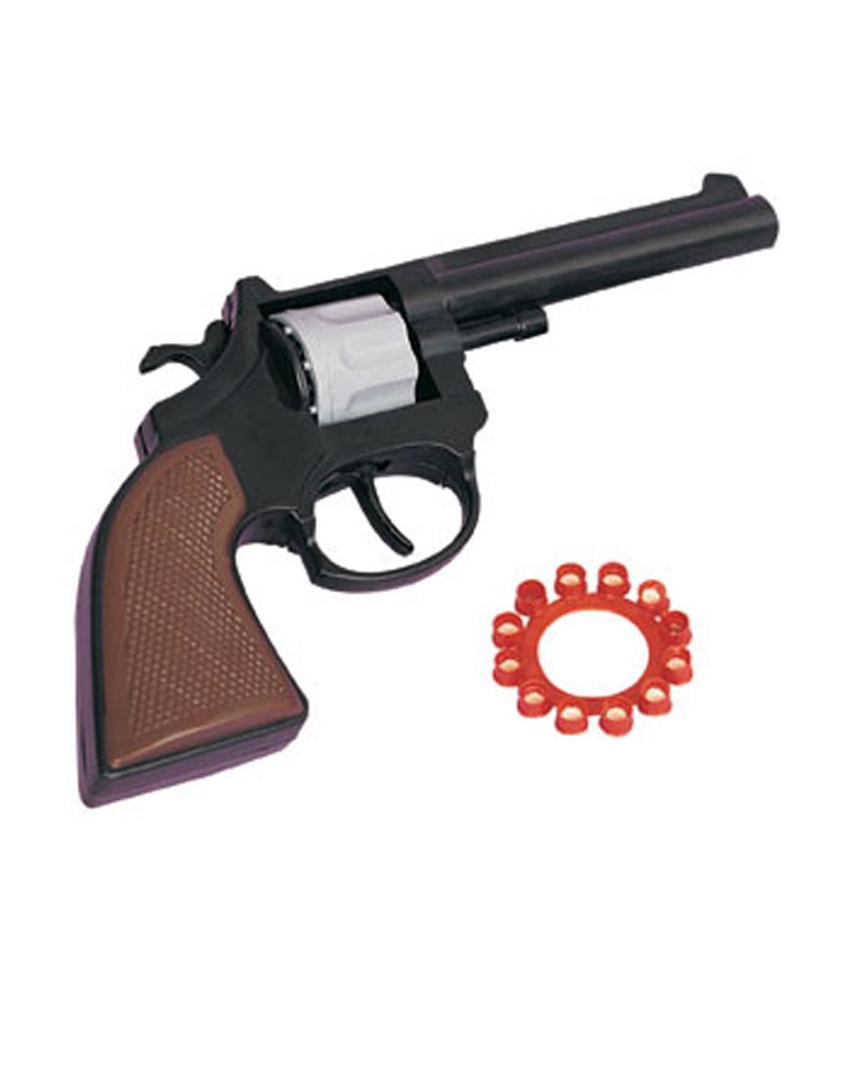 Detective Toy Cap Pistol