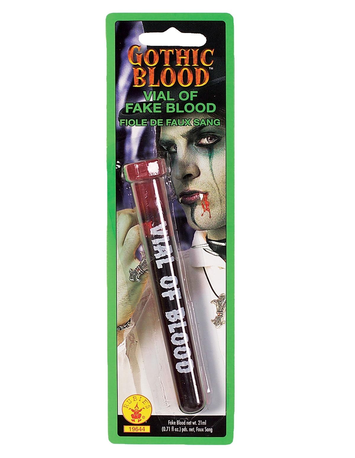Vial Of Blood