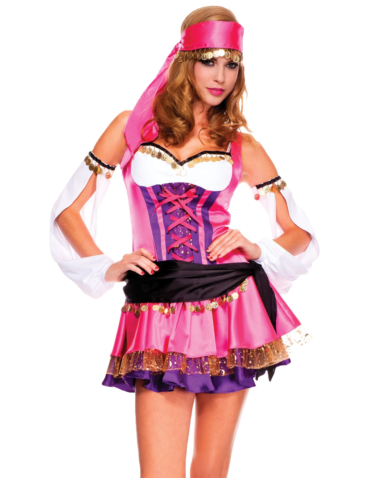 Temptress Gypsy Costume